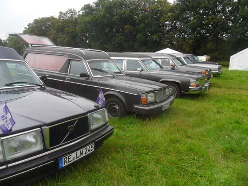 Volvo Leichenwagen