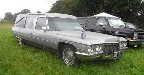 Cadillac Leichenwagen