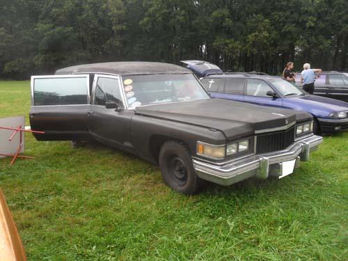 US Leichenwagen