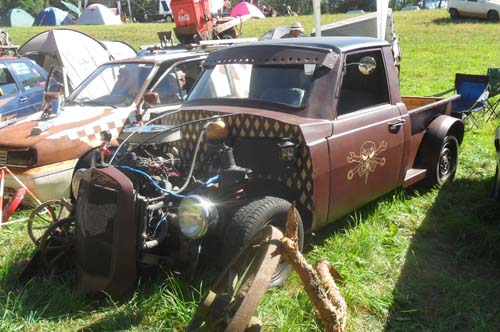 Wartburg Hotrod