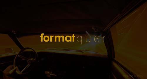 Format Quer