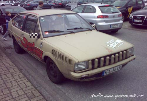 VW Passat 32BQP