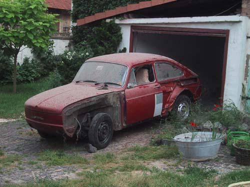 VW 1600TL Langschnautzer