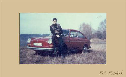 VW 1600TL 1970 königsrot