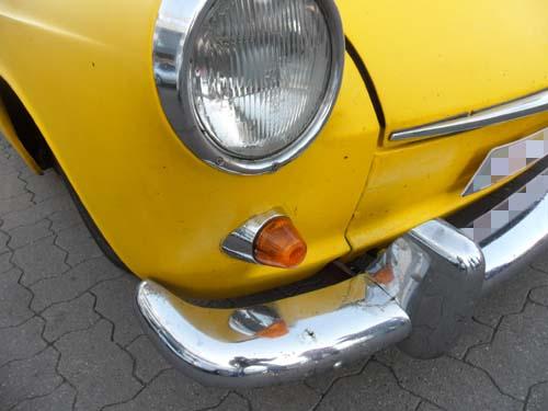 Pickelblinker VW Typ3