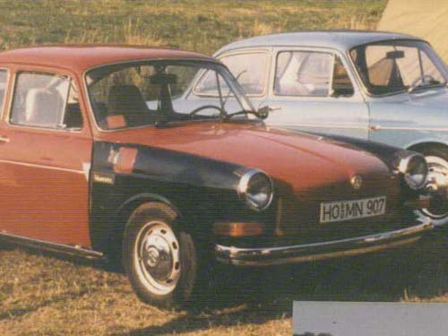 VW 1600TL
